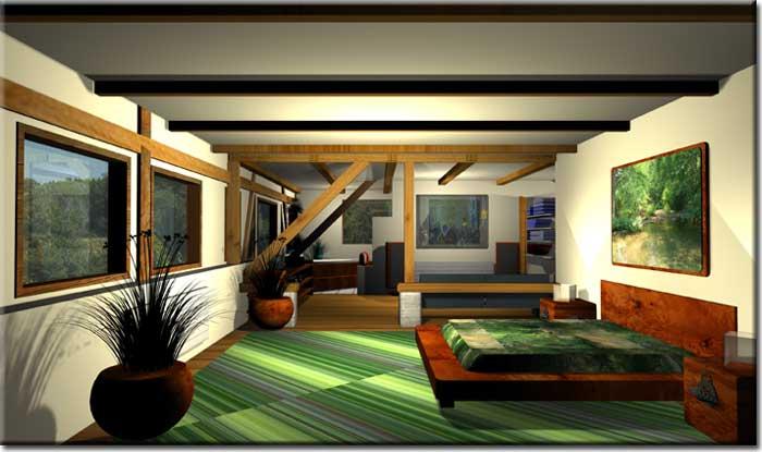 Simulations 3d et sites web - Simulation decoration interieur ...